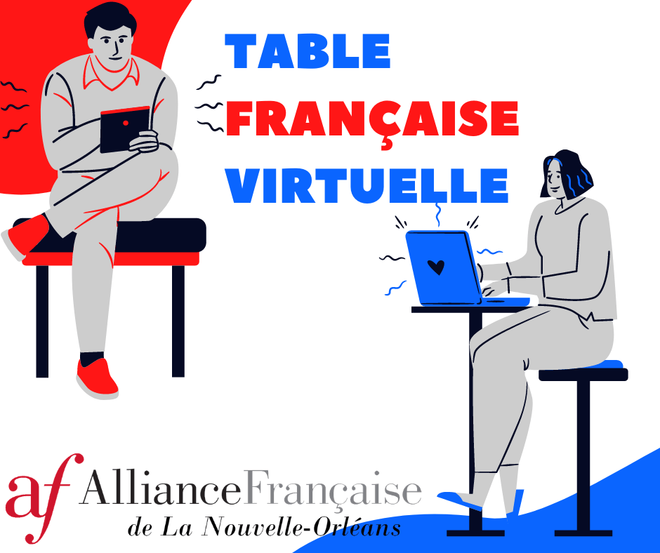 Table Française Virtuelle