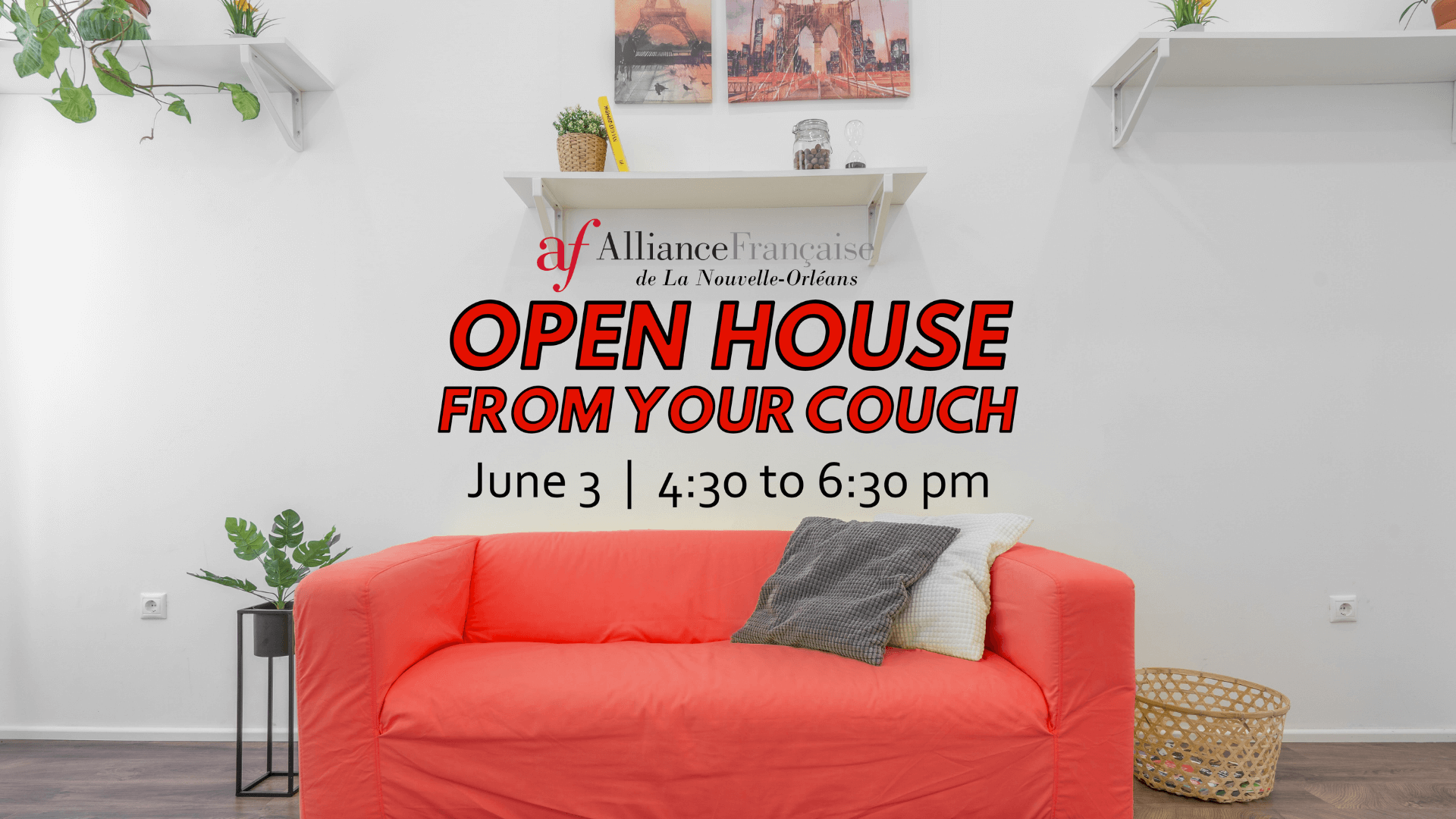 Open House from your Couch